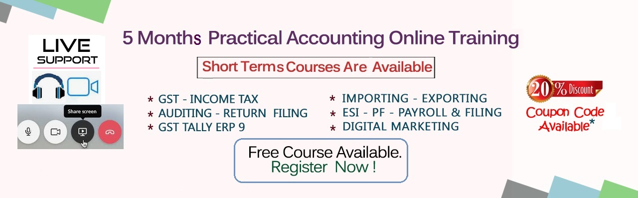 Maya Accounting Online Training